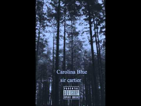 $ir Cartier X Carolina Blue