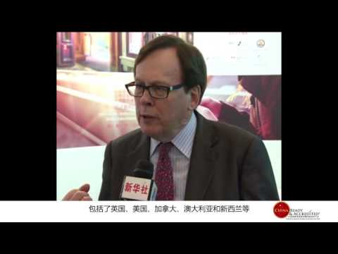 CNTA hosts official CHINA READY launch at 2015 China Tourism Expo   by Xinhua