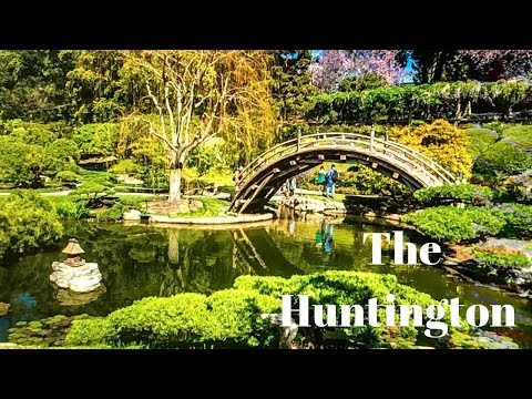 Huntington Library Art Collections And Gardens