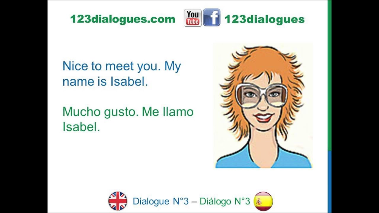 nice meet you too in spanish translation