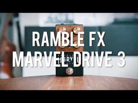 Ramble FX Marvel Drive 3 (demo)