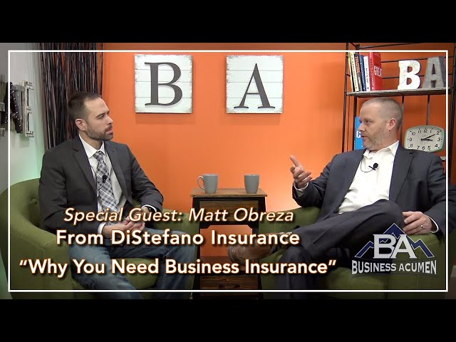 Why You Need Business Insurance - Business Acumen