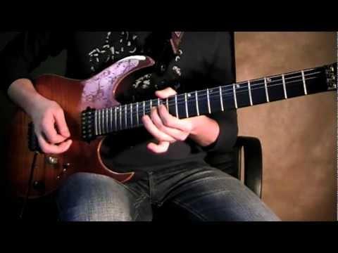 John Petrucci  Lost Without You   Vladimir Shevyakov