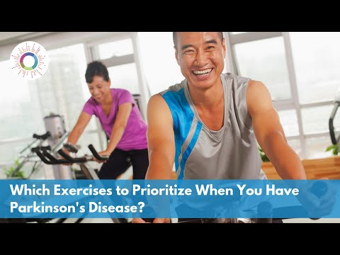 Exercises to prioritize when you have Parkinson's Disease