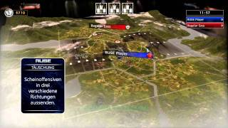 R.U.S.E. - Strategy Trailer #3 - Divide & Conquer [Germany]