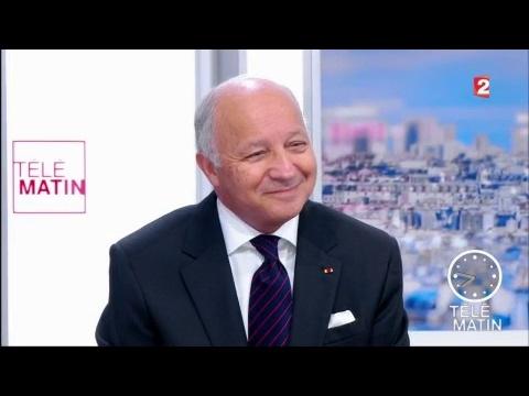 Les 4 vérités- Laurent Fabius