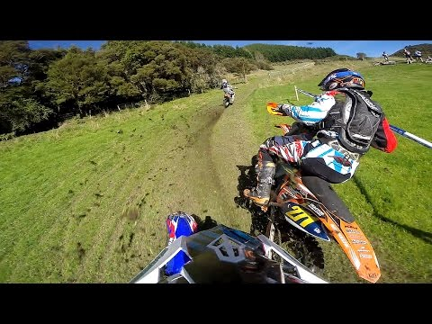 GoPro: Adrian Smith 2015 New Zealand Cross Country Series Ro