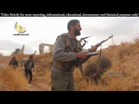 Syria War 2015 - FSA Insane Urban Close Combat Footage From DARAYYA City ᴴᴰ
