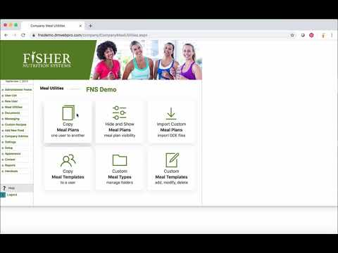 Pro Software Tutorial | Copy a Meal Plan From One User to Another thumbnail