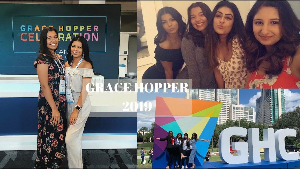 Grace Hopper 2019 Vlog Oregon State University Youtube