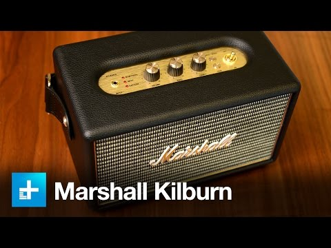 Marshall Kilburn Bluetooth Speaker - Review