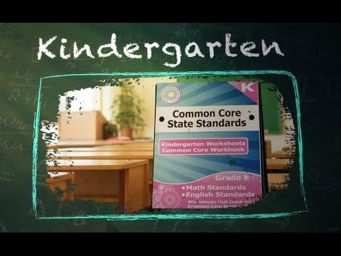 kindergarten common core worksheets  youtube kindergarten common core worksheets