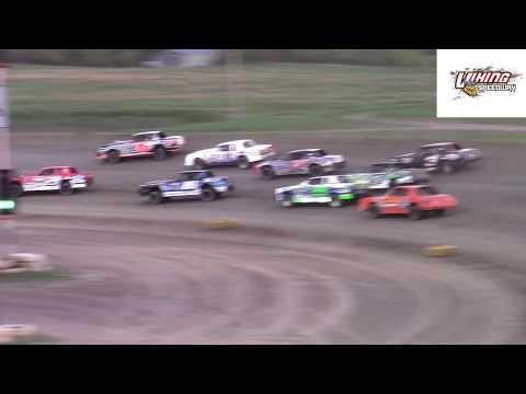 Viking Speedway Wissota Street Stock A-Main (5/19/18)