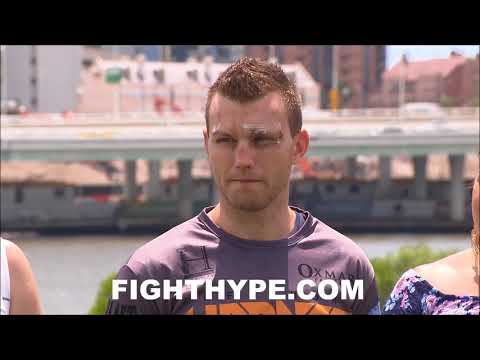 """JEFF HORN WARNS TERENCE CRAWFORD THAT SIZE MATTERS: """"I'M MUCH BIGGER...GOT THE STYLE TO UPSET HIM"""""""