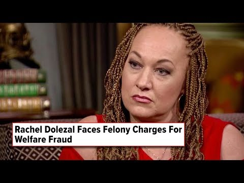 Rachel Dolezal Charged With Welfare Fraud ... May Point To Mental Problems