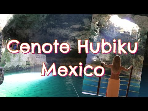 Cenote Hubiku Mexico - Riu Yucatan Playa del Carmen Mexico - Most Beautiful Cenote in Mexico
