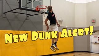 New Dunk At Crazy Group Dunk Session! Connor, CJ, Austin, Isaiah Video