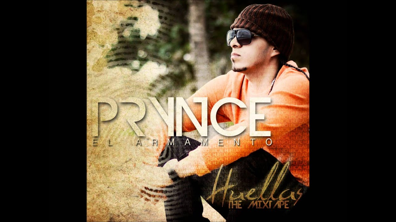 cd prynce el armamento lirical huellas 2012