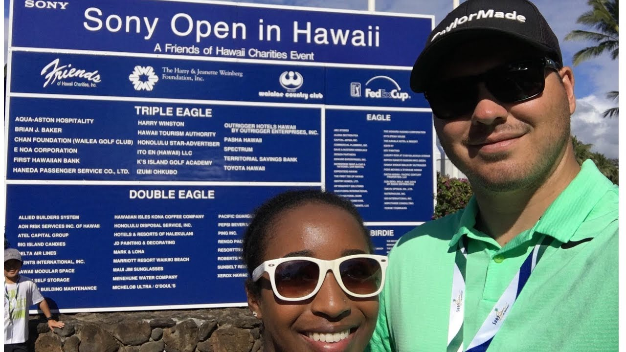 Going to the Sony Open in Hawaii (Oahu) | Working at 12:45am