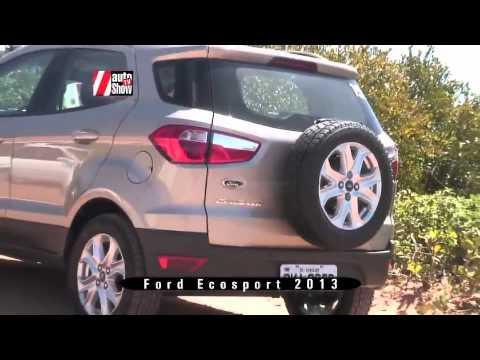 Ford Ecosport 2013  YouTube