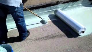 Roofcare Capsheet Roof Renovation - Hydro Stop