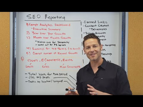 SEO Reporting, The Best Reports for Search Engine Optimization