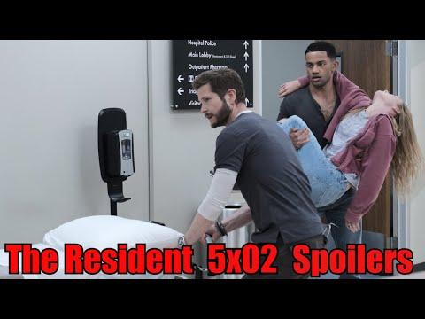 """The Resident   5x02   Spoilers & Promo Photos   """"No Good Deed""""   Season 5 Episode 2 Sneak Peek"""