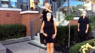 Edelstein Cosmetic Takes The Ice Bucket Challenge for ALS in Toronto Thumbnail