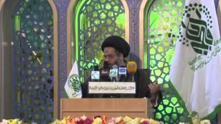 السید عادل العلوي 6 رمضان 1435 تفسیر دعاء مکارم الأخلاق