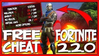 Fortnite Hack ESP and AimBot Free on PC and PS4 [December 2018]