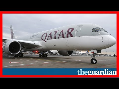 Qatar airways plane forced to land after wife discovers husbands affair midflight