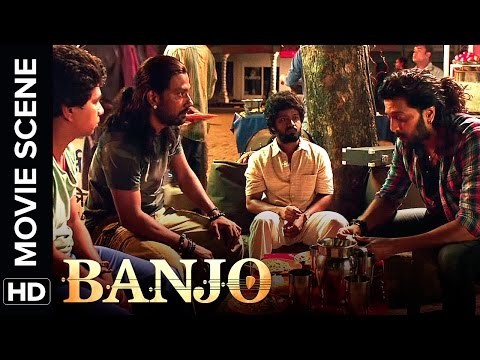 Riteish's Million Dollar Logic For His Band | Banjo | Movie Scene