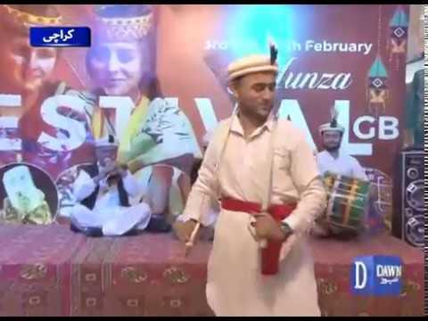 Hunza Cultural Festival in Karachi