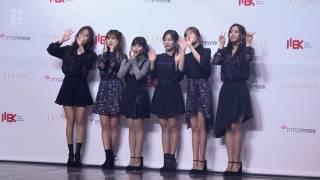 티아라, 뽕끼가 빠졌다 (20161109 T-ara Showcase Photo Time)