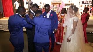 GHANAIAN WEDDING +CLEMENT + REHANA WEDDING TRAILER