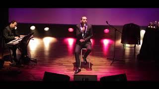 Gerson Galván en concierto LO PROHIBIDO - Nuevo Teatro Viejo Arucas 10/06/2018