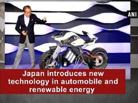 Japan introduces new technology in automobile and renewable energy - Japan News
