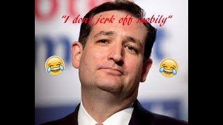 Ted Cruz Watches Porn On Twitter!! (Accidental Favorite) (Not Clickbait)