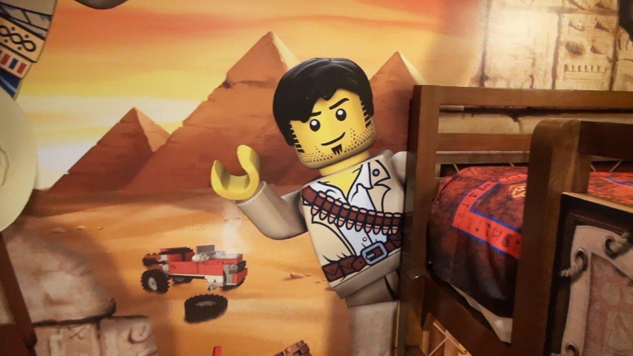 Legoland Hotel Windsor Pirate Room Youtube