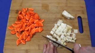 Рецепт приготовления свинины, тушеной с сельдереем в мультиварке VITEK VT-4209 BW