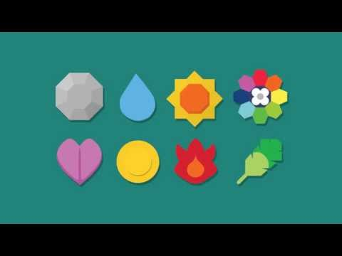 After Effects - Pokemon Badges