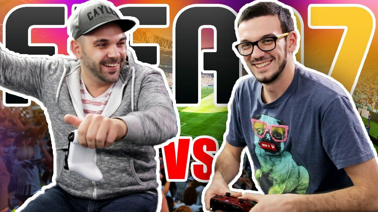 PEDRO JE ZRANĚNÝ!   Pedro vs. Antoan   FIFA 17 - YouTube
