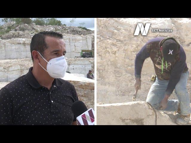 Tecali de Herrera, la cuna del mármol y del ónix en Puebla