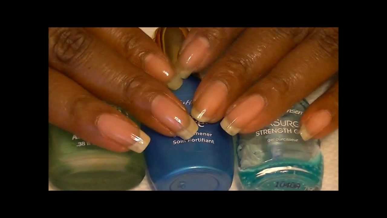 How to Recover from Acrylic Nail Damage - YouTube