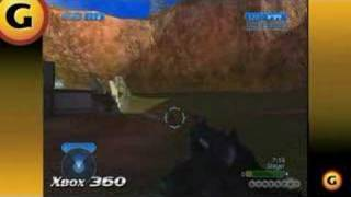 Halo 2: Xbox360 comparison of Windows Vista (Graphics)