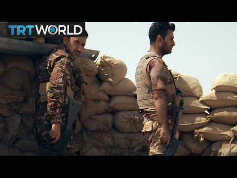 Strait Talk: On the frontline in Hawija