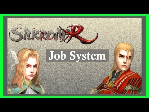 Silkroad-R Tutorial #4 Job System und Job Quests (German)