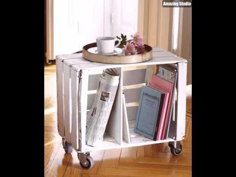 Hölzernes Möbel Vintage Selber Machen