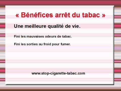 b n fices arr t du tabac youtube. Black Bedroom Furniture Sets. Home Design Ideas
