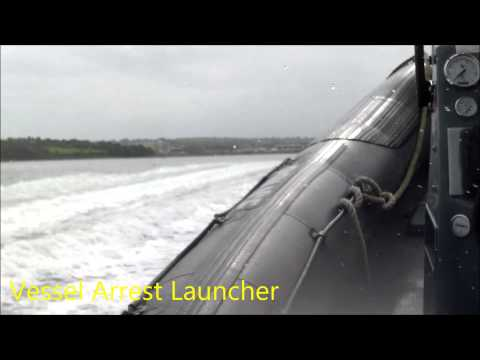 Vessel Arrest Launcher - Vessel Arrest Systems